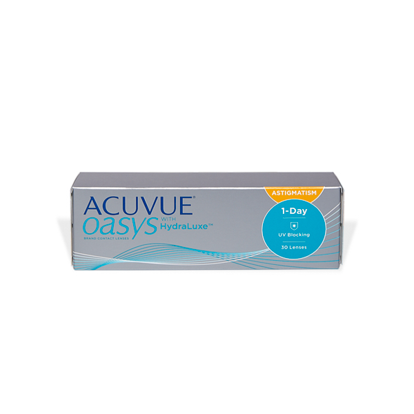 produit lentille ACUVUE Oasys 1-Day for Astigmatism (30)