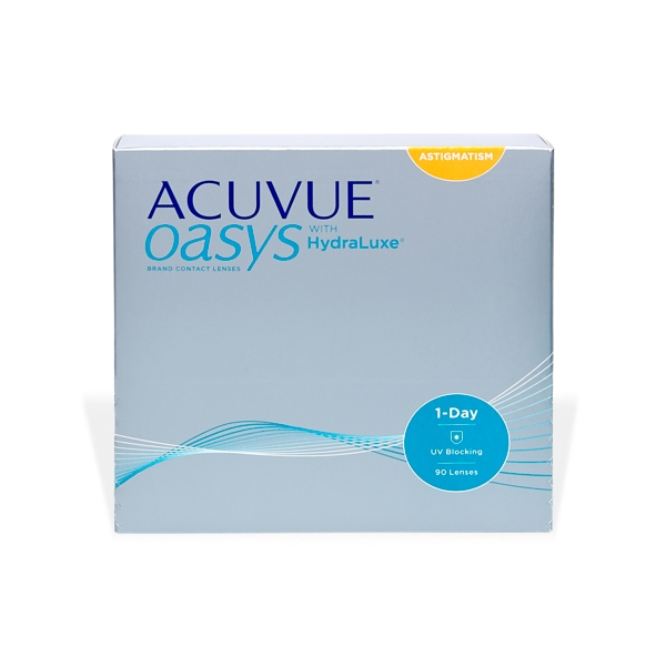 produit lentille ACUVUE Oasys 1-Day For Astigmatism (90)