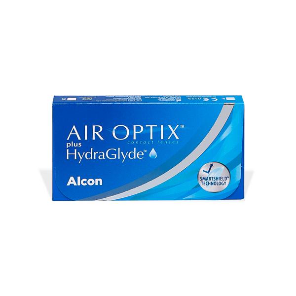 produit lentille Air Optix Plus Hydraglyde (3)