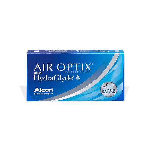 produit lentille Air Optix Plus Hydraglyde (6)