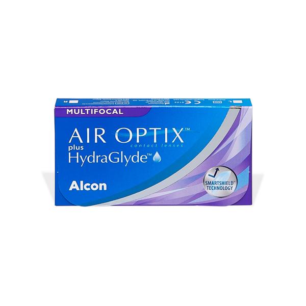 produit lentille Air Optix Plus Hydraglyde Multifocal (3)