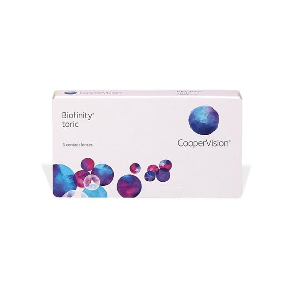 produit lentille Biofinity Toric (3)