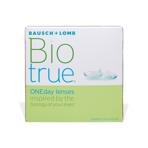 produit lentille Biotrue One Day (90)