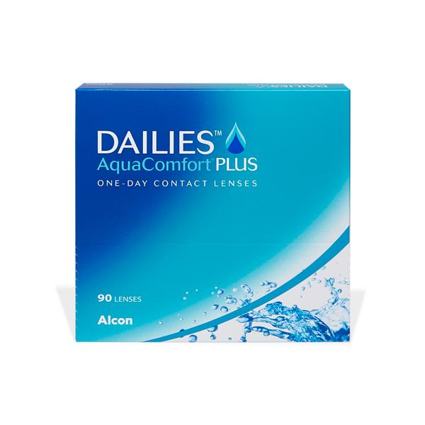 produit lentille DAILIES AquaComfort Plus (90)