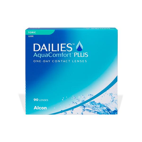 produit lentille DAILIES AquaComfort Plus Toric (90)