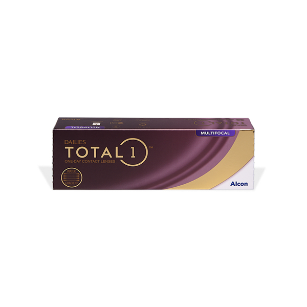 produit lentille DAILIES TOTAL 1 Multifocal (30)