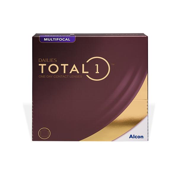 produit lentille DAILIES TOTAL 1 Multifocal (90)