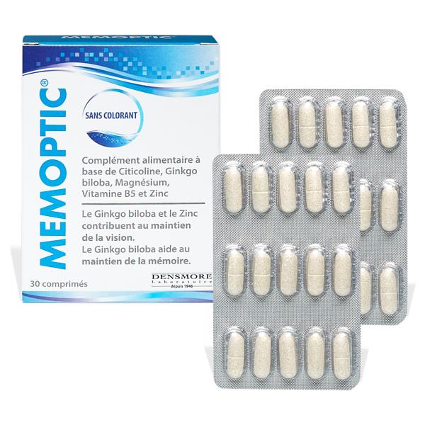 produit lentille Memoptic x30