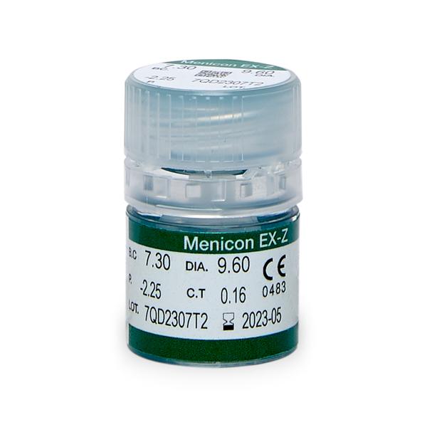 produit lentille MENICON EX-Z