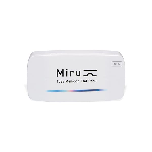 produit lentille Miru 1 day Flat Pack Toric (30)