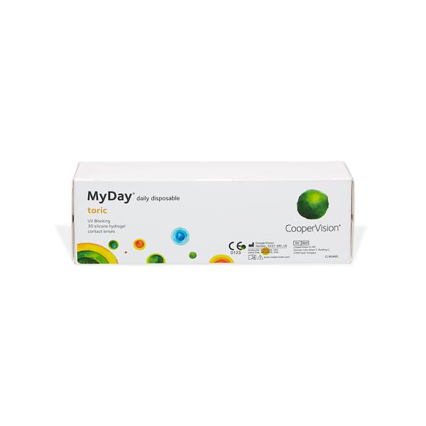 produit lentille MyDay for astigmatism (30)