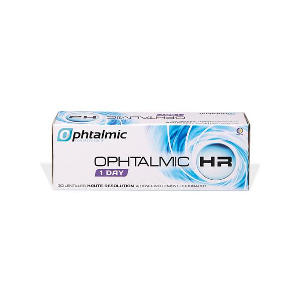 produit lentille Ophtalmic HR 1 Day (30)