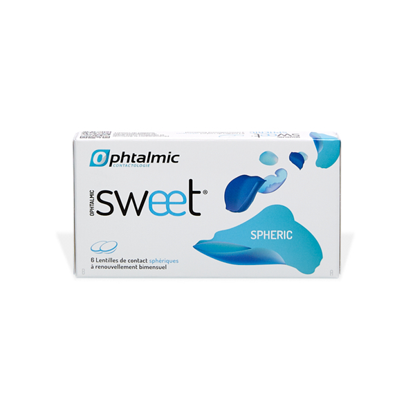produit lentille Ophtalmic sweet spheric 6