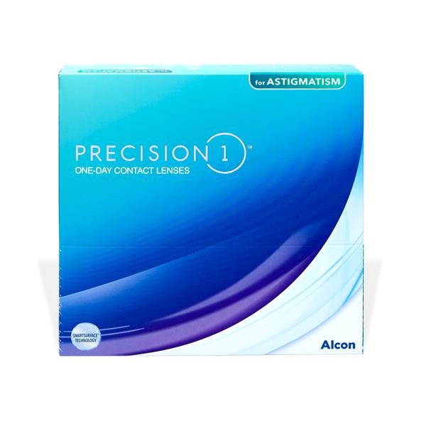 produit lentille PRECISION 1 for Astigmatism (90)