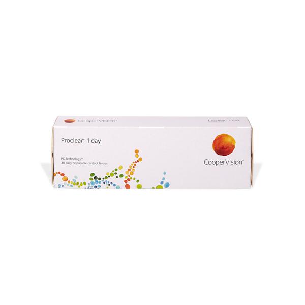 produit lentille Proclear 1 day (30)