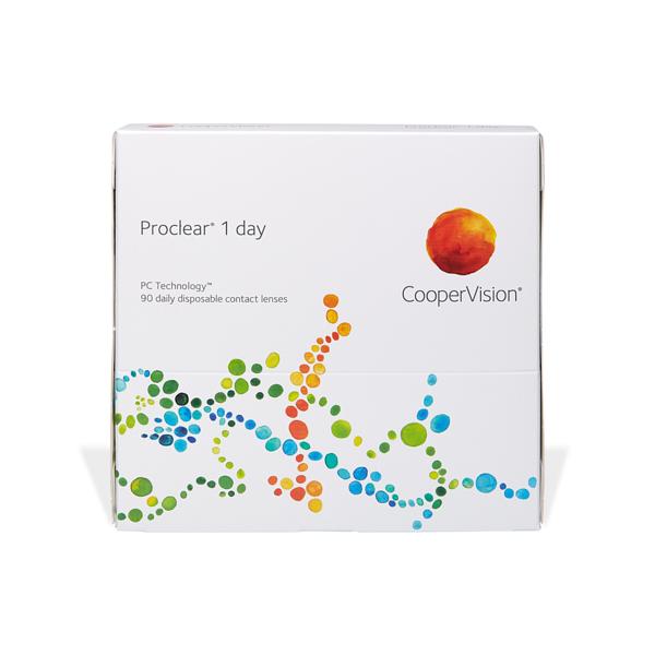 produit lentille Proclear 1 Day (90)