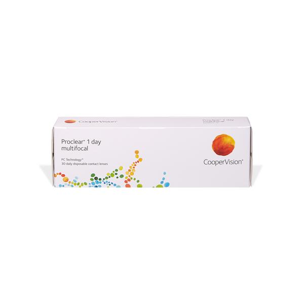 produit lentille Proclear 1 day multifocal (30)