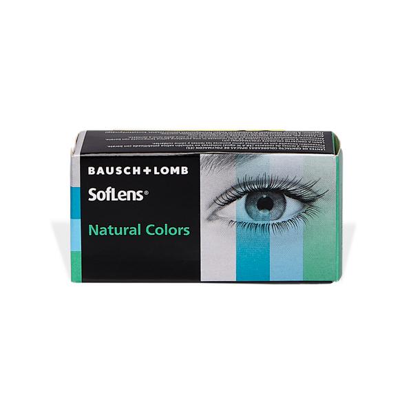 produit lentille SofLens Natural Colors