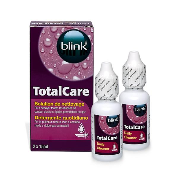 produit lentille Total Care Nettoyage 30 mL