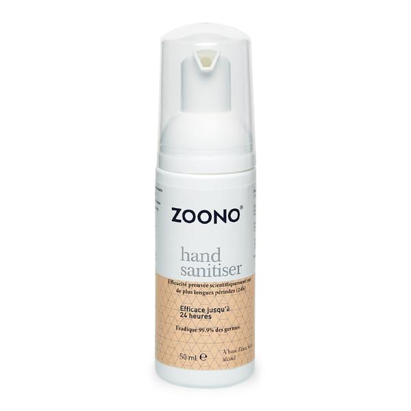 produit lentille Désinfectant pour les mains ZOONO 50ml