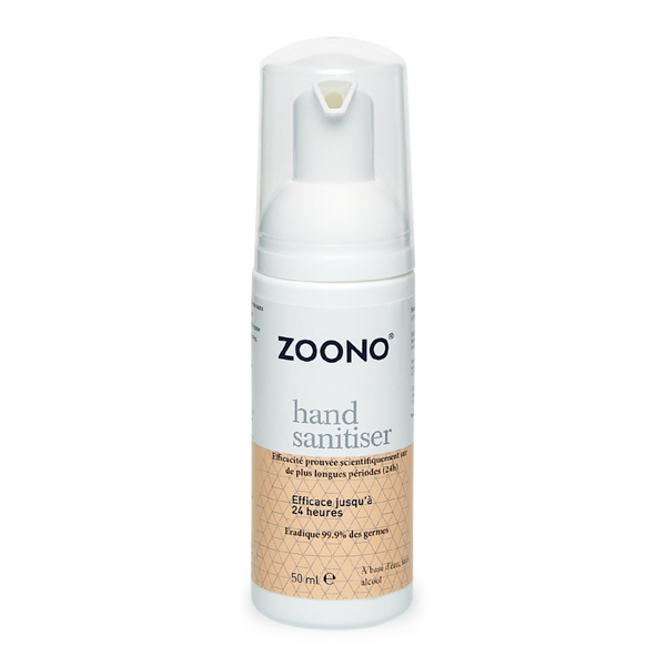 produit lentille zoono hand sanitiser 50ml