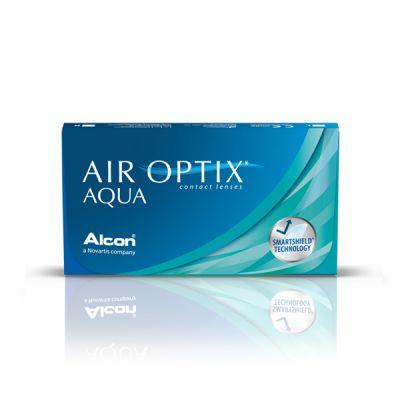 produit lentille Air Optix Aqua 3