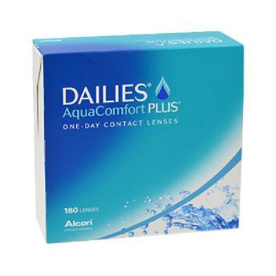 produit lentille DAILIES AquaComfort Plus 180
