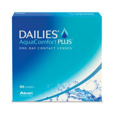 lentilles dailies aquacomfort plus 90