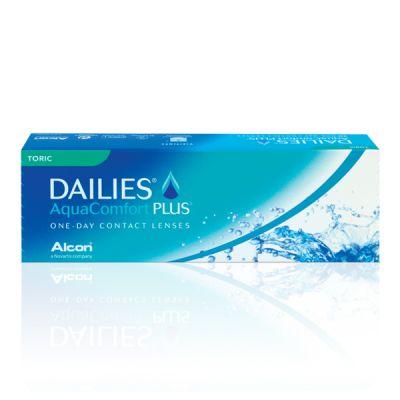 produit lentille DAILIES AquaComfort Plus Toric 30
