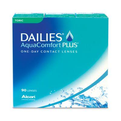 produit lentille DAILIES AquaComfort Plus Toric 90