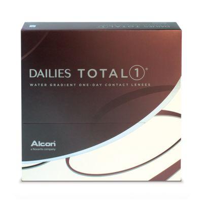 produit lentille DAILIES TOTAL 1 90
