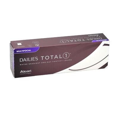 produit lentille DAILIES TOTAL 1 Multifocal 30