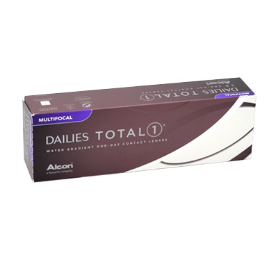 produit lentille DAILIES TOTAL 1 Multifocal (30)