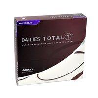 produit lentille DAILIES TOTAL 1 Multifocal 90