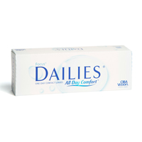 produit lentille Dailies All Day Comfort 30
