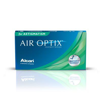 produit lentille Air Optix for Astigmatism 3