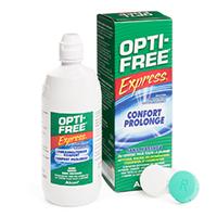 produit lentille Opti-free Express 355 ml