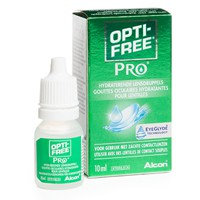 produit lentille Opti-Free Pro Hydratant 10 mL
