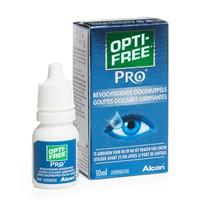 produit lentille Opti Free Pro Lubrifiant 10 mL