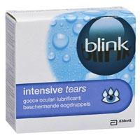 produit lentille Blink Intensive Tears 20x0.40ml