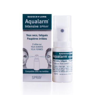 produit lentille Aqualarm Intensive Spray 10 mL