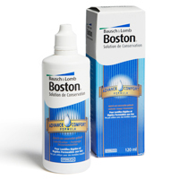 produit lentille Boston Advance Conservation 120ml