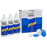 produit lentille Boston Simplus 3x120ml