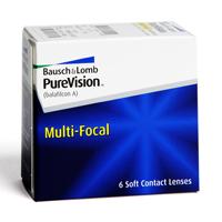 produit lentille PureVision Multi-Focal