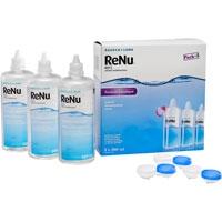 produit lentille Pack Renu Eco MPS 3X360ml