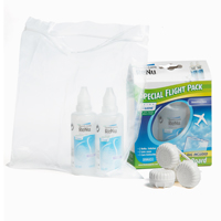 produit lentille Renu MPS Flight pack 2x60ml