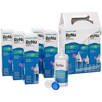 produit lentille ReNu MultiPlus 6x240ml