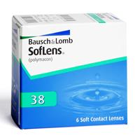 produit lentille SofLens 38