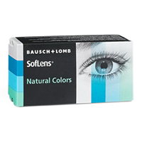 produit lentille SofLens Natural Colors
