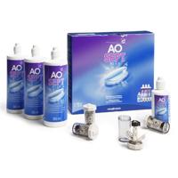 produit lentille Aosept Plus 3x360 ml +90ml